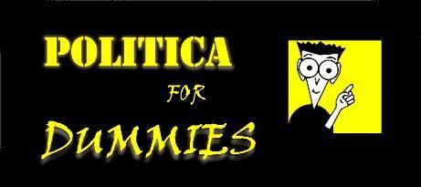 POLITICA PARA DUMMIES