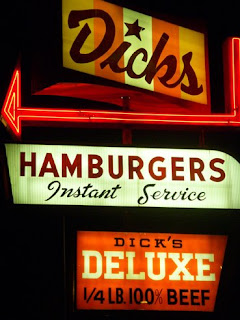 Dick's Hamburger in Seattle