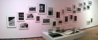 Panoramic Photo of the Friedlander Photo Exhibit