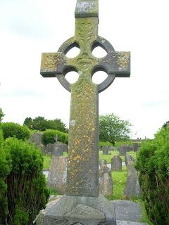 Grave Cross at St. Canice in Killkenny