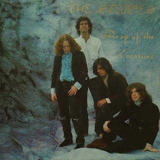 Cover Album of The Steppes - Drop Of The Creature - 1987