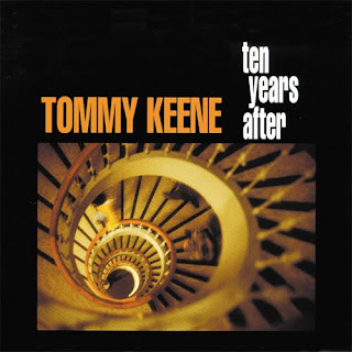 Cover Album of Tommy Keene - Ten Years After - 1996