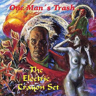 Electric Crayon Set - One Man's Trash - 2002