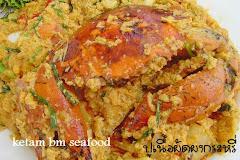 Ketam bm seafood