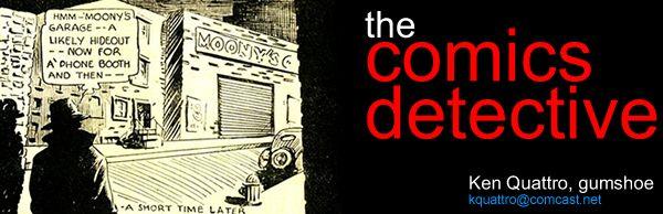 The Comics Detective