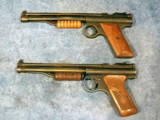 another airgun blog benjamin model 132 pistol disassembly part 1 rh anotherairgunblog blogspot com