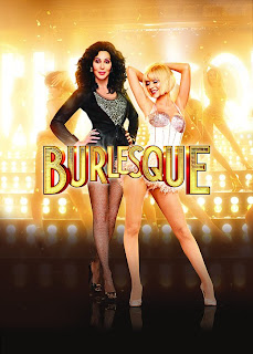 Seven Images from BURLESQUE Starring Christina  - christina aguilera in burlesque wallpapers