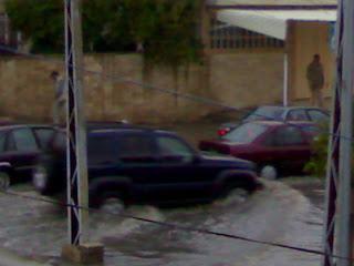 rain in mosul