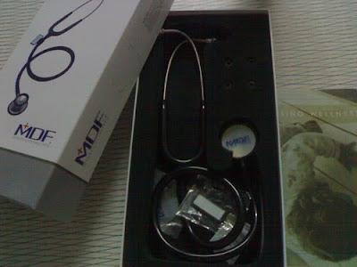 MDF stethoscope 777