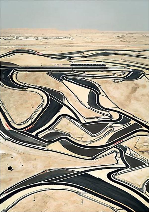 Andreas Gursky - Bahrain I