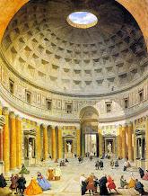 Panteón S. II, Roma.
