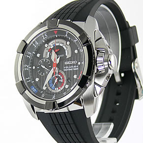 Latest Watches Collection Seiko Velatura Yachting Timer Watch