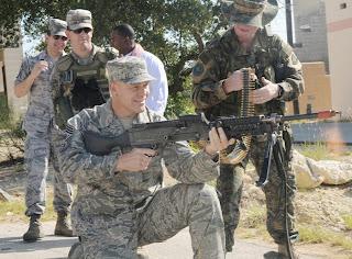 History, USAF Cops (MP, AP, SP, SF, OSI): Lackland AFB and Camp Bullis