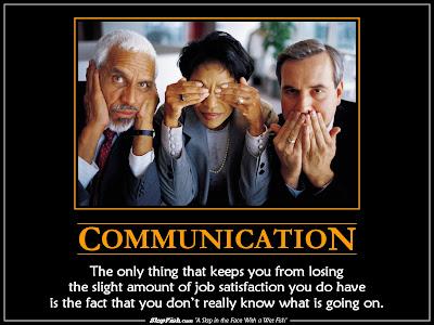 Halangan Dalam Komunikasi