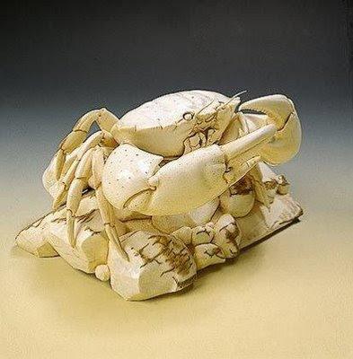 யானைத் தந்தத்தினால் செய்யப்பட்ட சிற்பங்கள். Ivory-Art+%2810%29