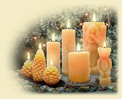 Svece  u svim varijantama Cute-candles+(7)