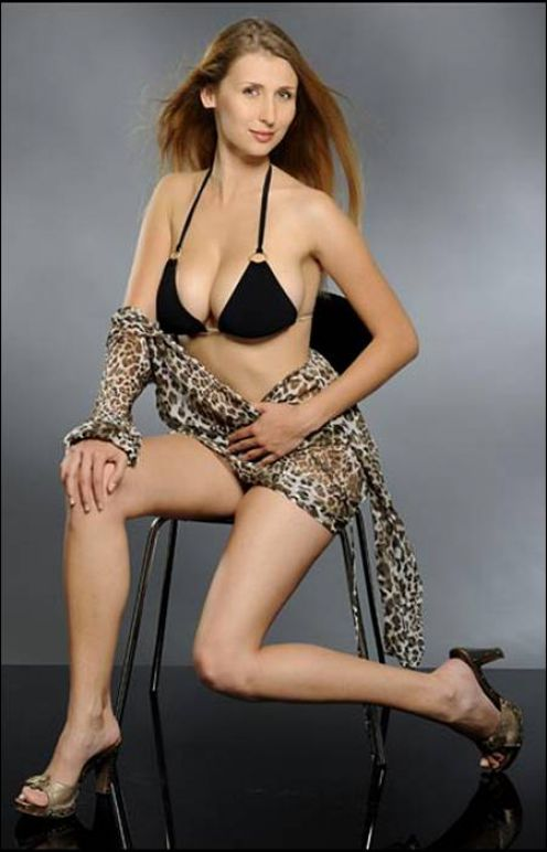 Claudia black in a bikini, free porn blow up doll