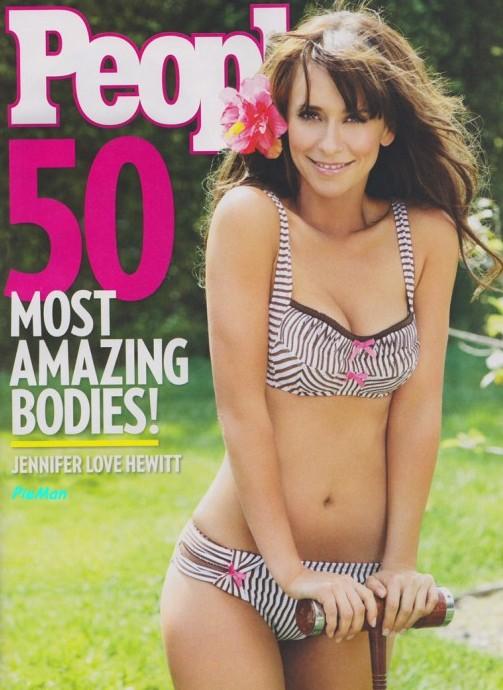 Jennifer Love Hewitt Hot Hollywood Actress Photos