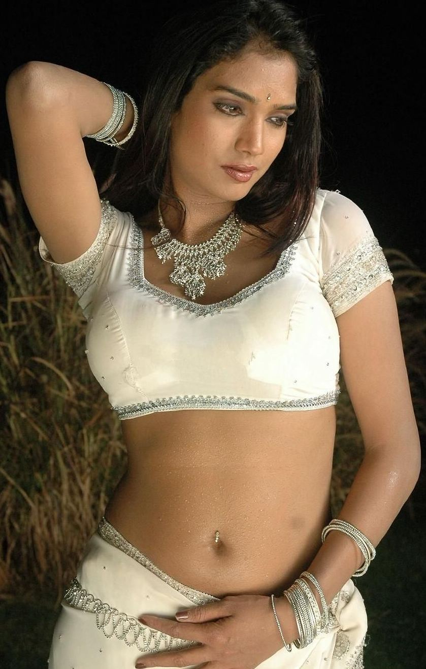 Ramya hot saree dropping scene gallery pictures