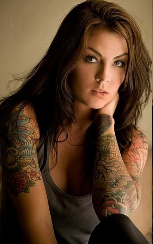 Sleeve Amazing Tattoo Pics Designs