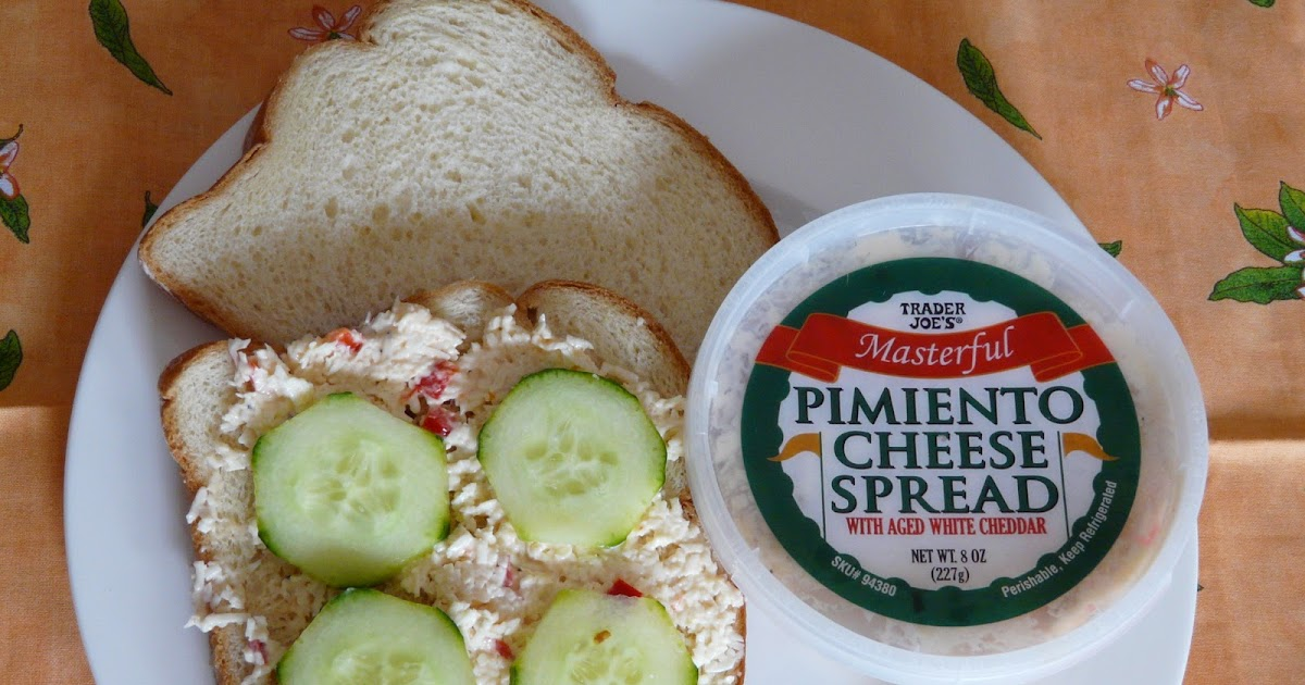Trader Joes Finds - Pimiento Cheese Spread