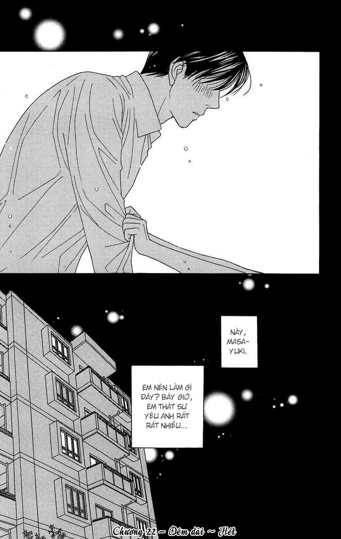 Chou yo Hana Yo chap 22 - Trang 34