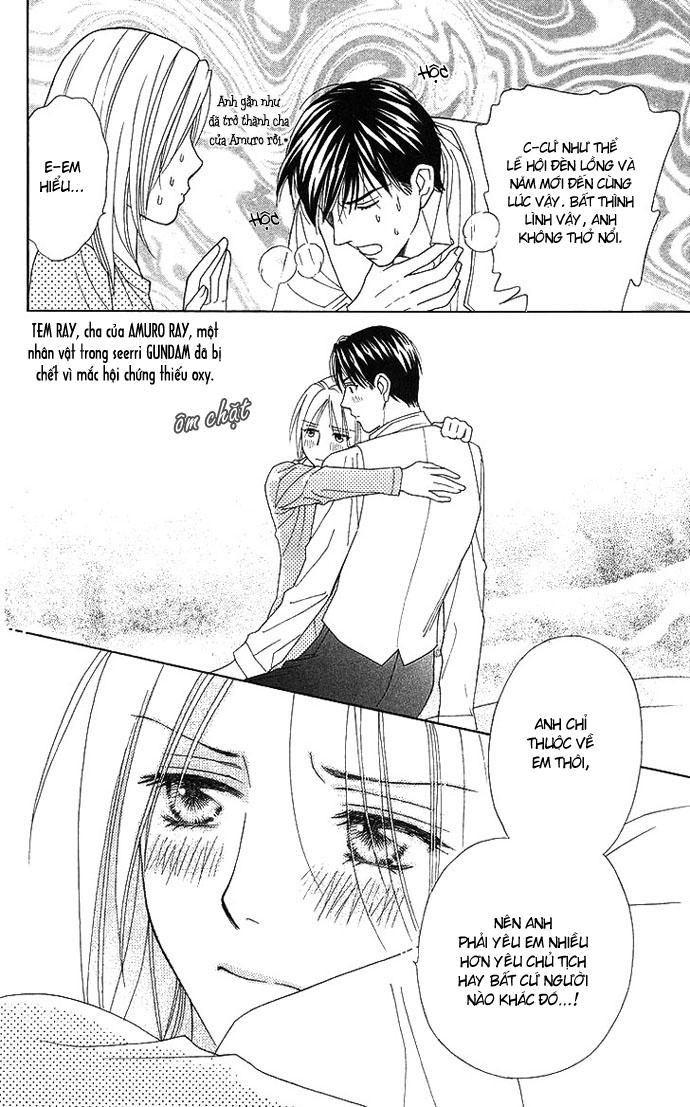 Chou yo Hana Yo chap 18 - Trang 17