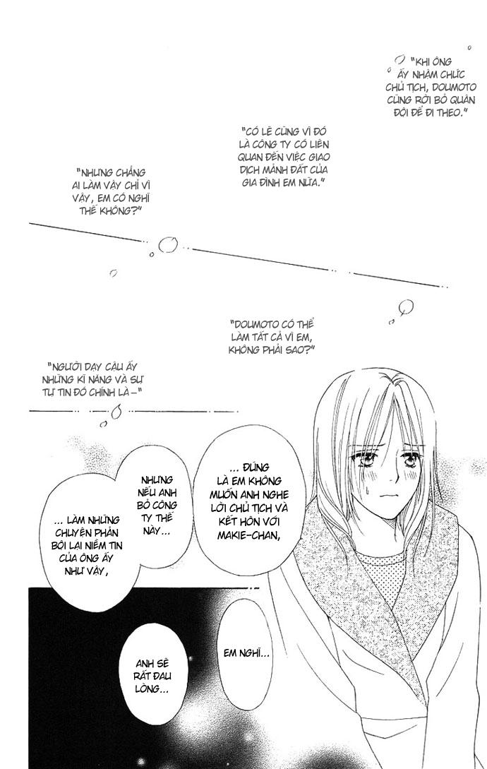 Chou yo Hana Yo chap 18 - Trang 29