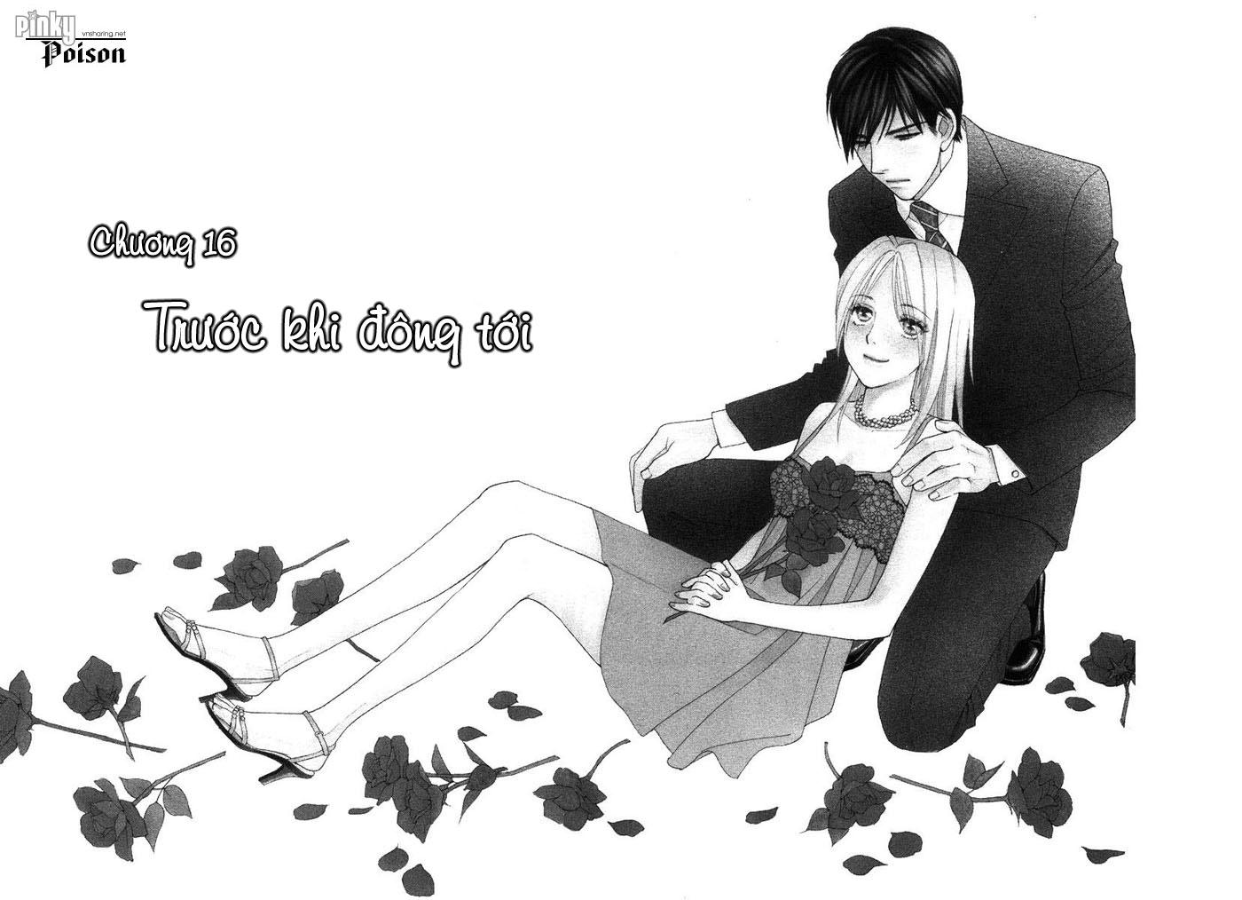 Chou yo Hana Yo chap 16 - Trang 5