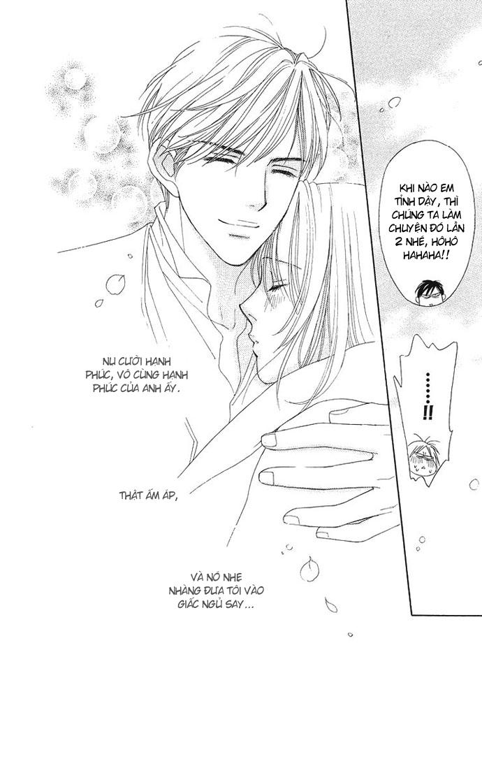 Chou yo Hana Yo chap 18 - Trang 36