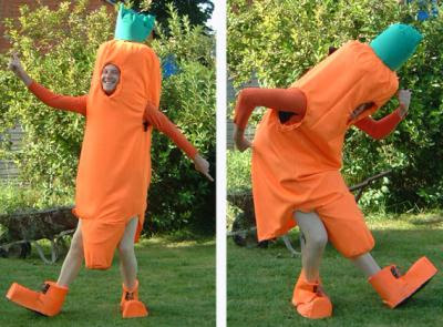 hector dinkels: The carrot health man