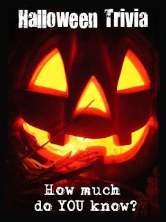 Peach Street's Blog: Halloween Trivia Game