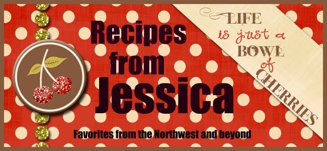 Recipes from Jessica