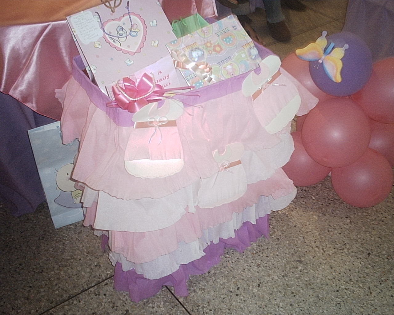 Baby Shower De Maria Jose