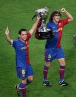 Campeon Liga Española 2009