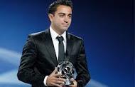 Mejor centrocampista de la Uefa Champions League2009