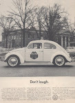 S.P.D. Bug on the Square, C.1968