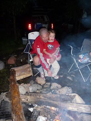 pyro  campfire