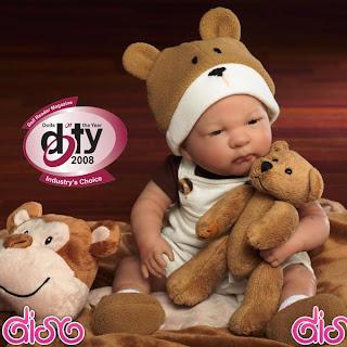 Baby Bear Berenguer
