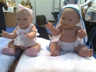 Muñecas Berenguer Lily y Lucas