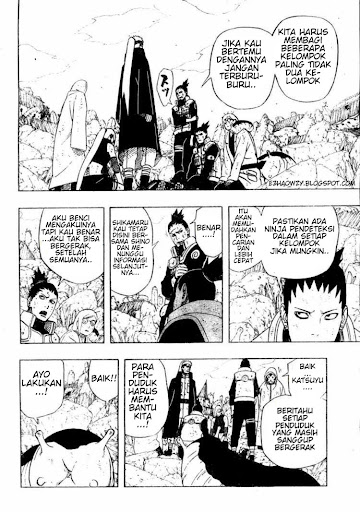 Naruto page 4