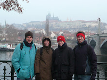 Family Christmas in Prague