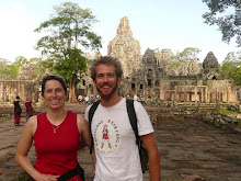 Sister and I at Angkor Wat
