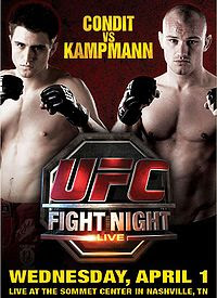 watch ufc fight night 18 fight video live stream online poster image
