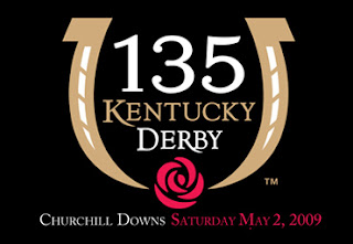 2009 kentucky derby logo