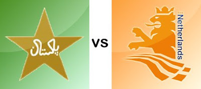 Pakistan vs Netherlands ICC T20 World Cup Live Streaming | Twenty20 Cricket