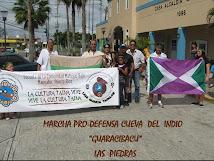 Marcha Pro-Defensa  Guaracibacu -  Las  Piedras