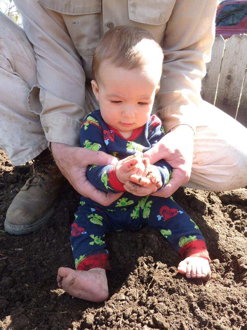 The bower family happenings future soil scientist for Soil scientist