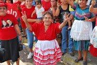 Imagenes de la Caravana Nacional