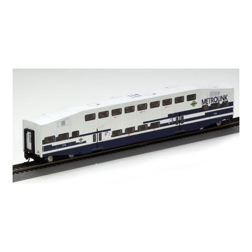 the railroad modeler athearn ho scale bombardier passenger coach metrolink. Black Bedroom Furniture Sets. Home Design Ideas